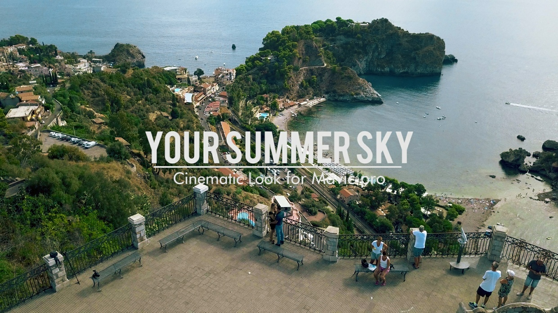 Your Summer Sky