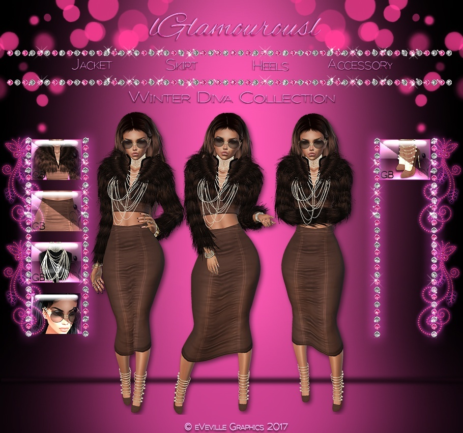 Winter Diva Collection ~CATALOG ONLY~