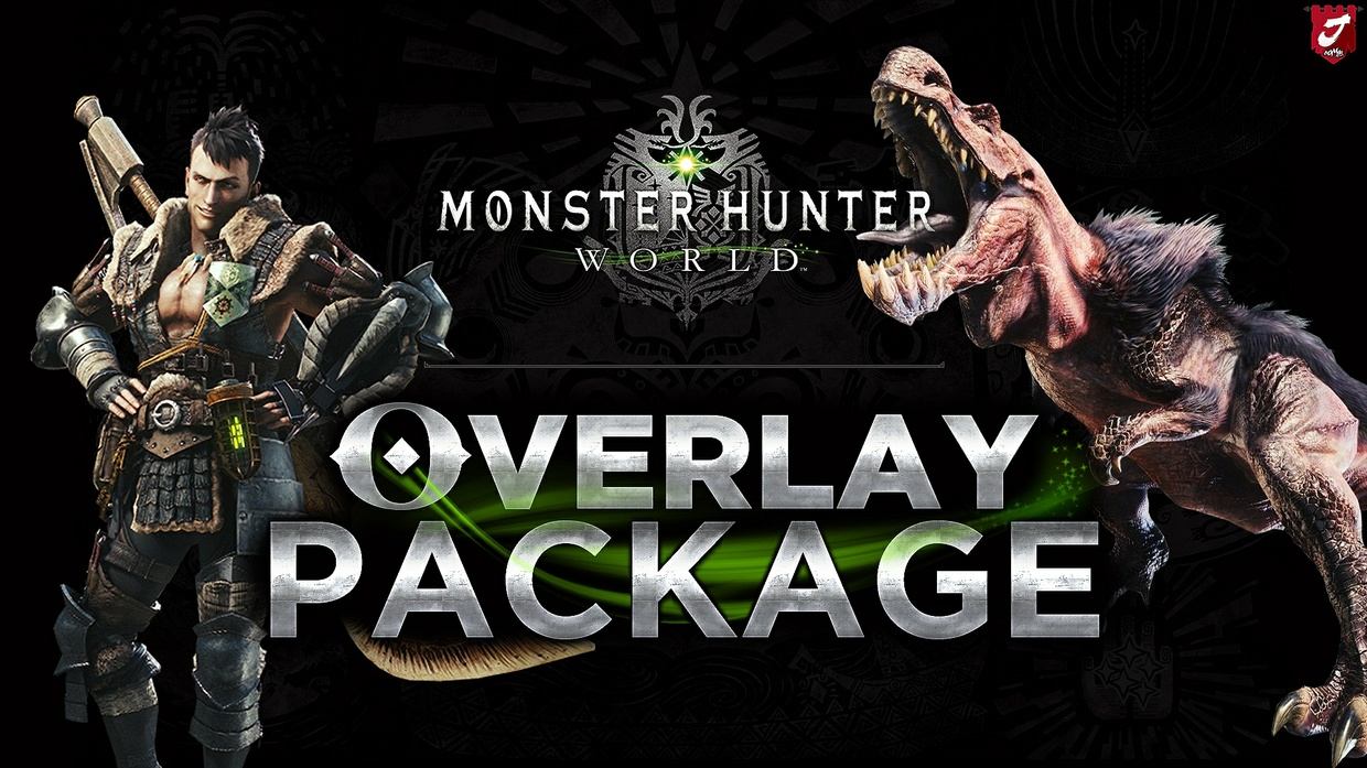 Monster Hunter World Overlay Package