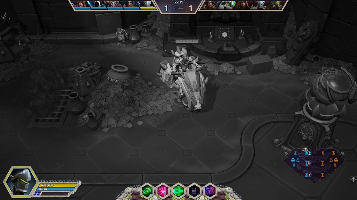 Genji - Heroes of the Storm OVERLAY
