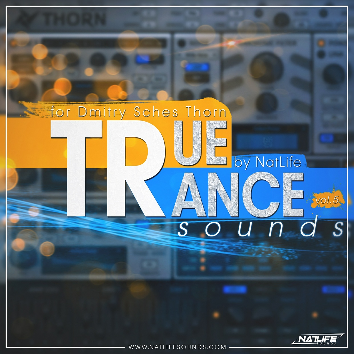 True Trance Sounds Vol.5 for Thorn