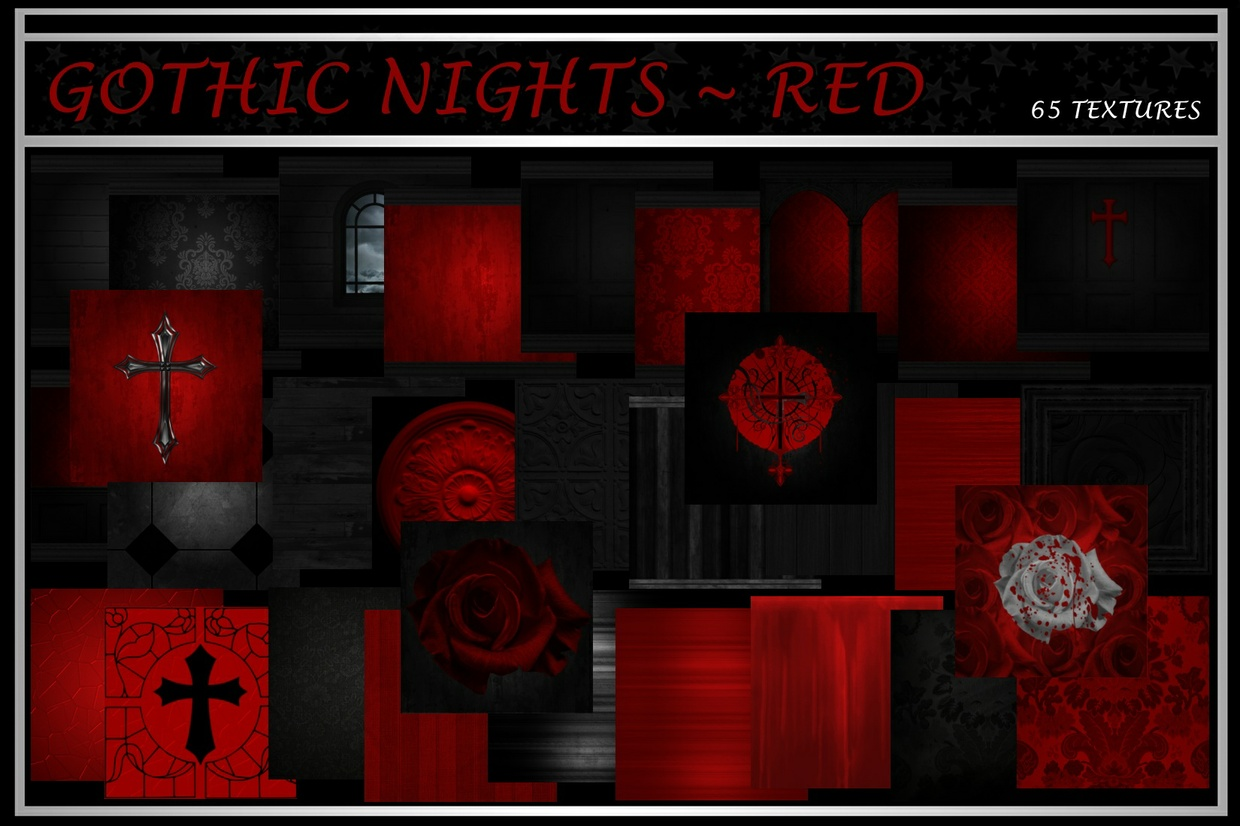 GOTHIC NIGHTS ~ RED