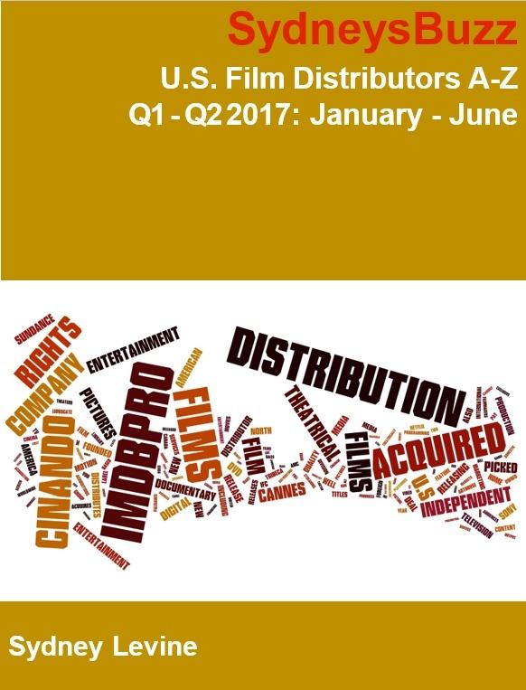U.S. Film Distributors A-Z First Half of 2017: January - June