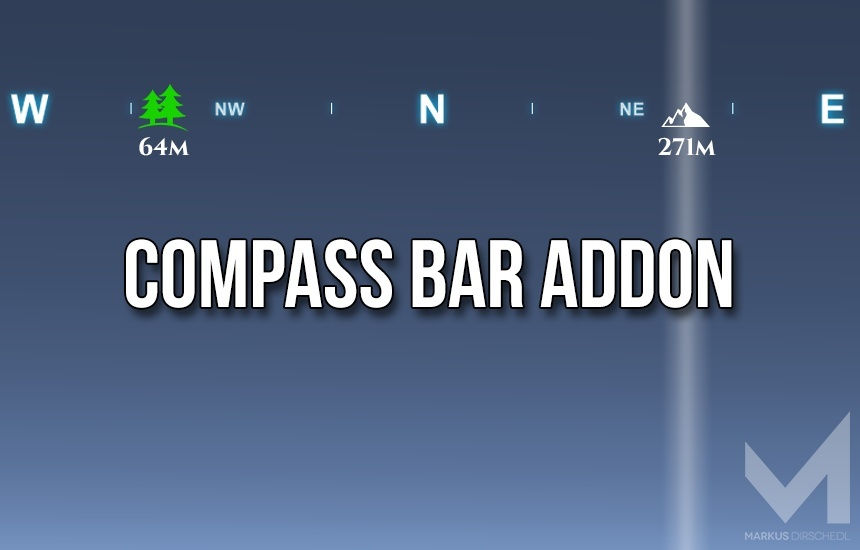 Invector - Compass Bar Addon