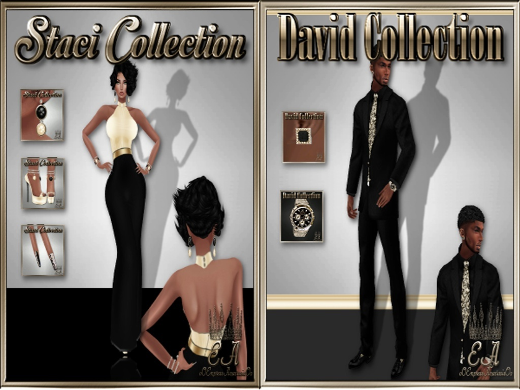 David and Staci Collection No Re-Sell Rights!!!