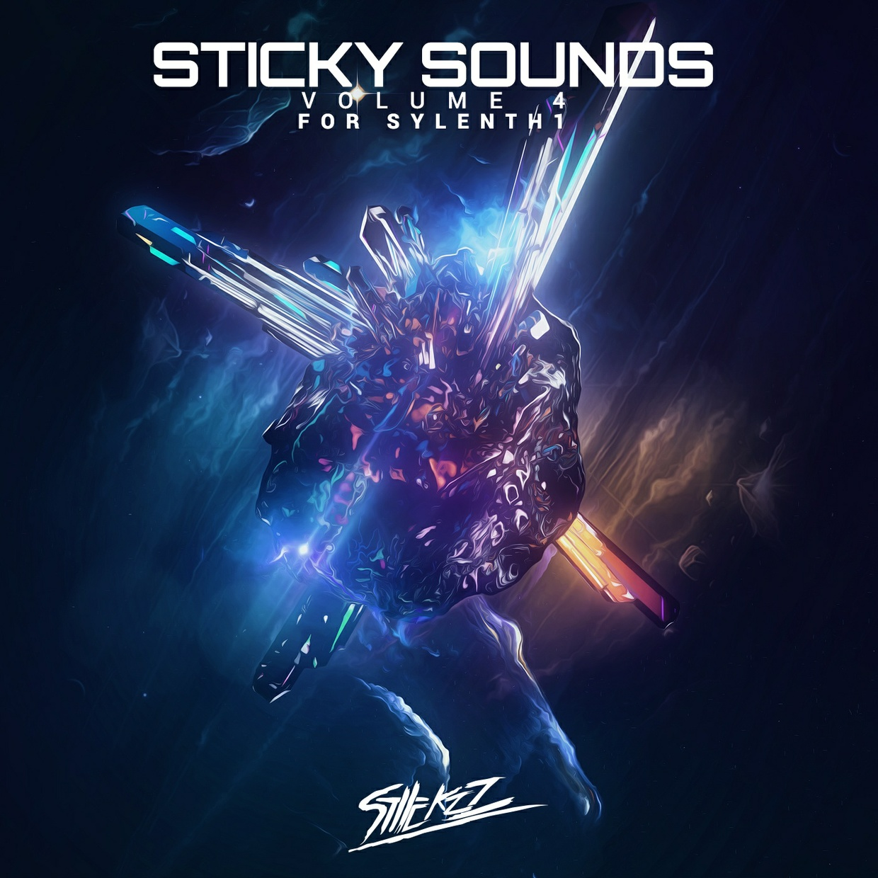 StiickzZ - Sticky Sounds Vol. 4 for Sylenth1
