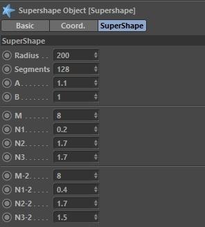 SuperShape Cinema4D Plugin