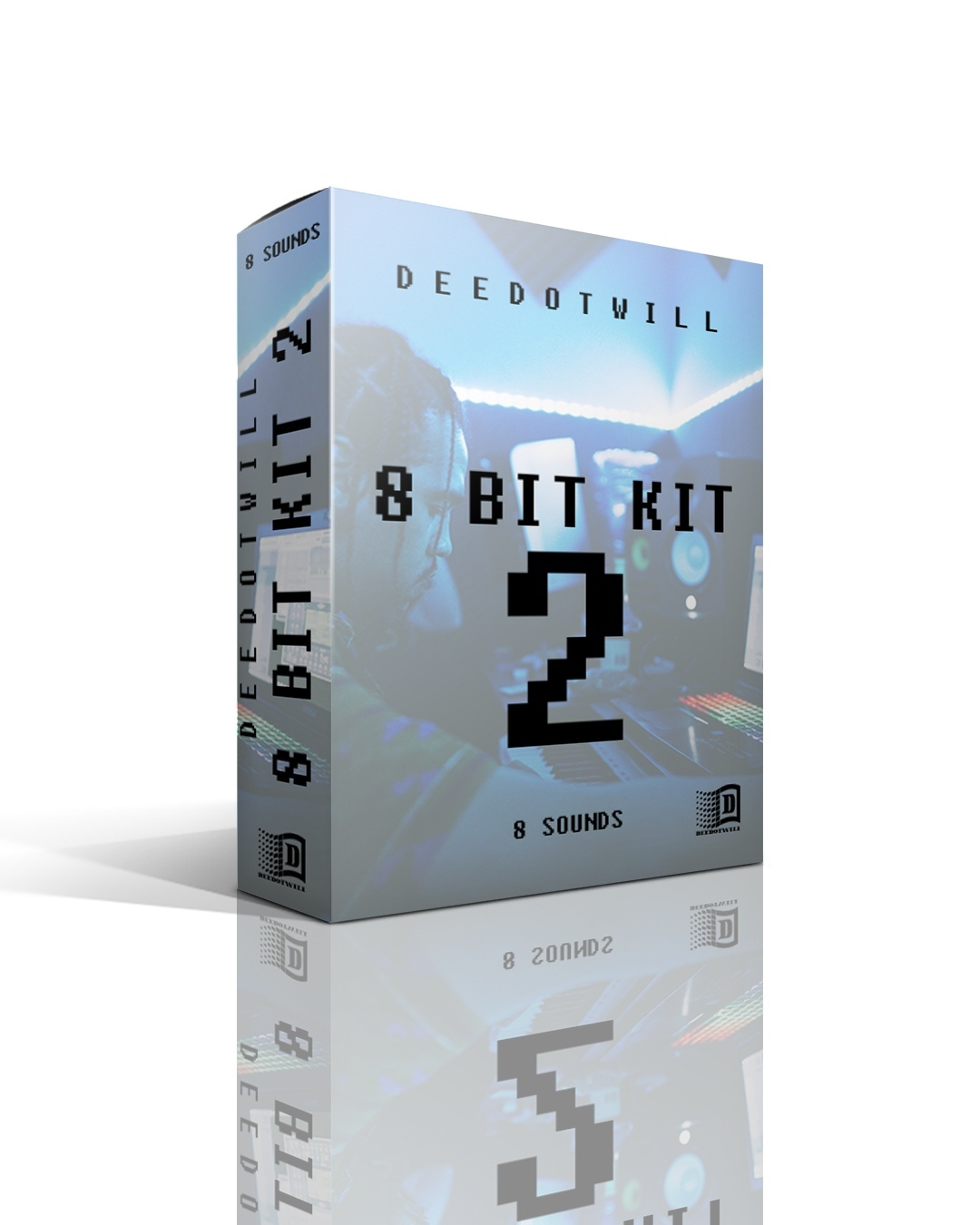 Deedotwill - 8 Bit Kit 2