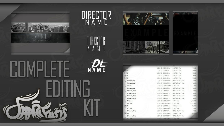 Beginners Complete Editing Kit (Vol 1)