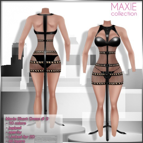 2014 Maxie Short Dress # 3