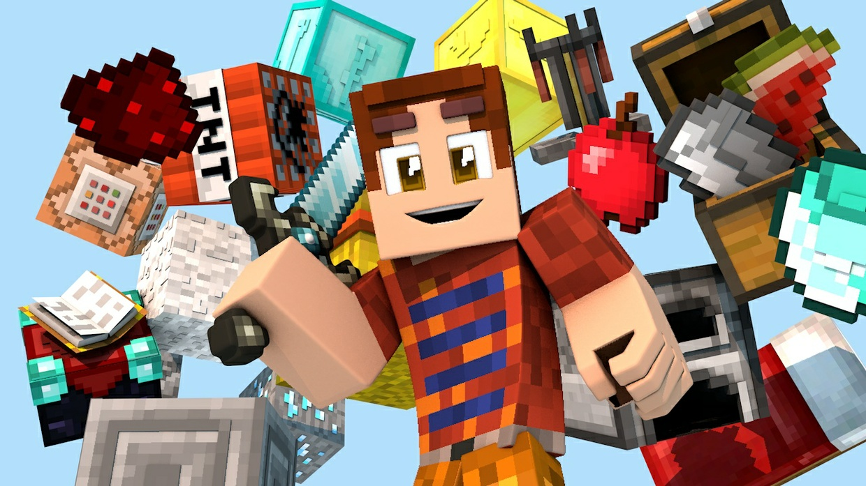 Minecraft YouTube Profile Picture