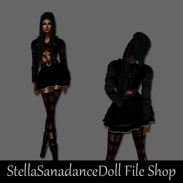 S135, Rock Girls, NO RESELL