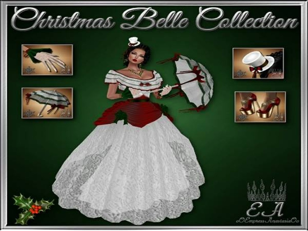 Christmas Belle No Re-Sell Rights!!!