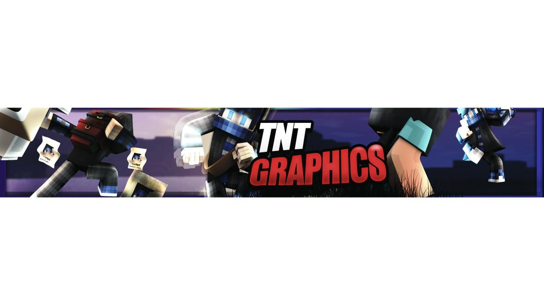 Minecraft Banner (Youtube)