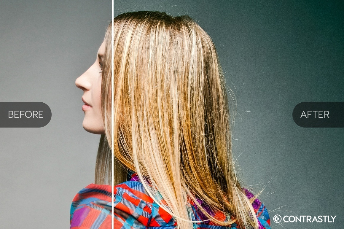 Portrait Retouch Lightroom Presets