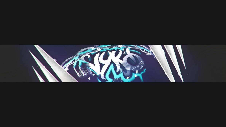 YouTube 3D Banner (+Avatar)