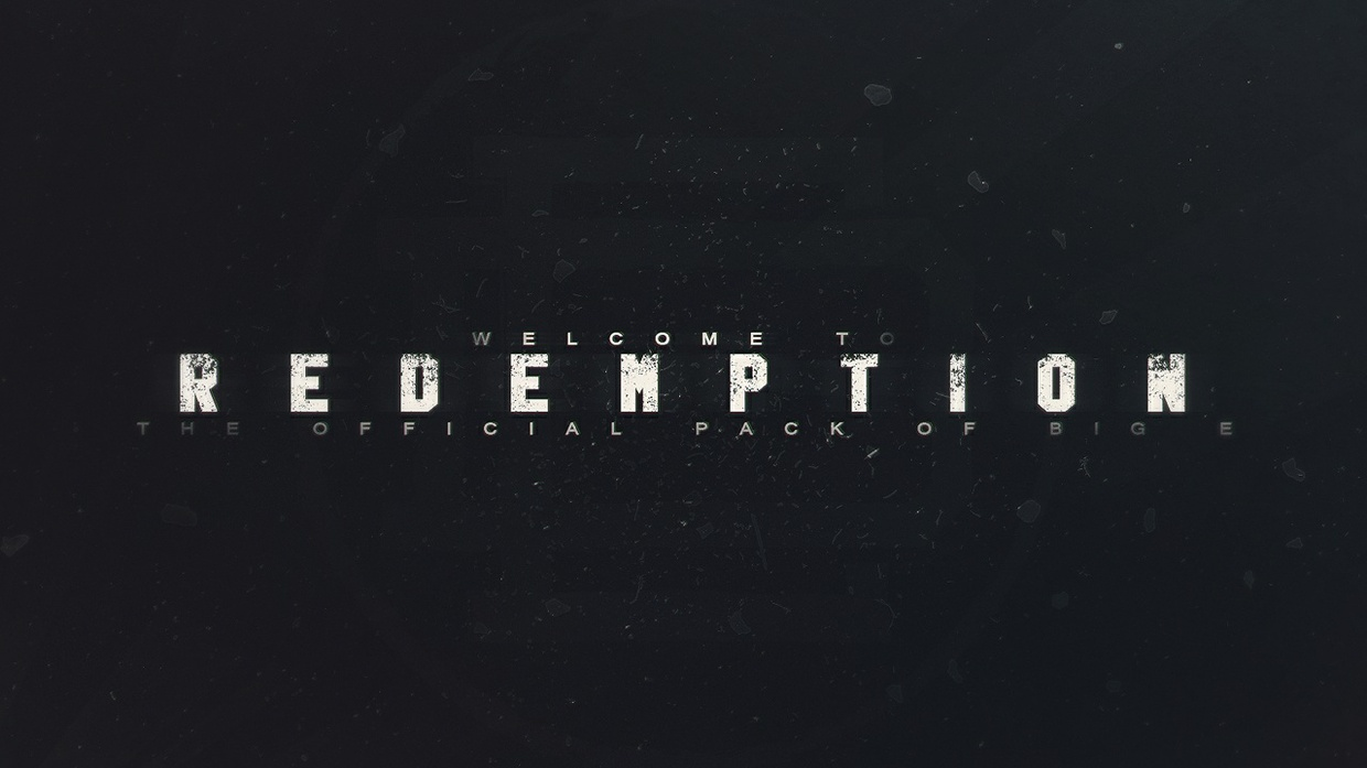 Redemption - Big E official GFX Pack