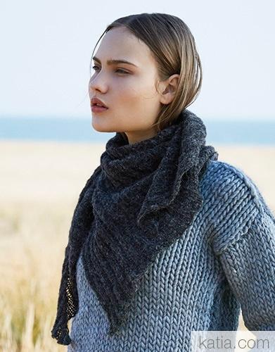 Chunky Neck scarf