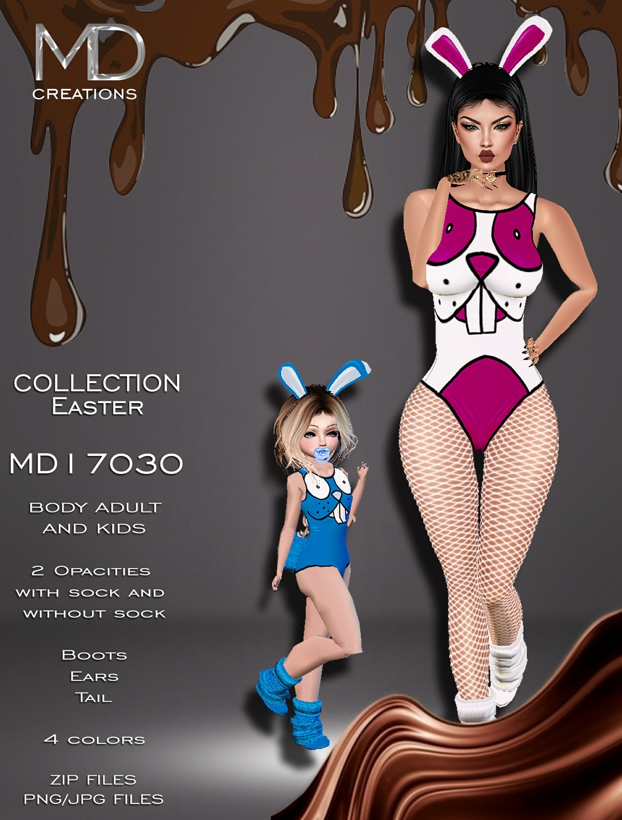 MD17030 - Collection Easter