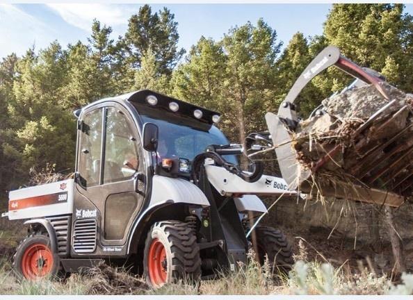 Bobcat Toolcat 5600 Utility Work Machine Service Repair Manual (S/N 424711001,424811001 & Above )