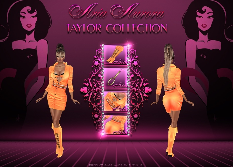 Taylor Collection.NO Resell!!