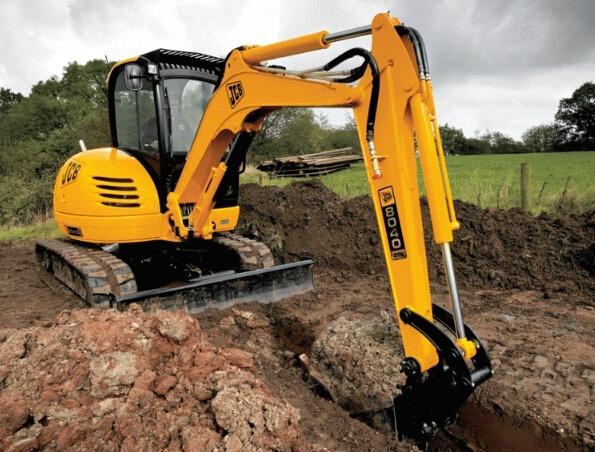 JCB 8040ZTS, 8045ZTS, 8050ZTS, 8050RTS Mini Crawler Excavator Service Repair Manual