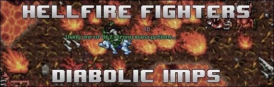 [P] Hellfire Fighters & Diabolic Imps of Heliar