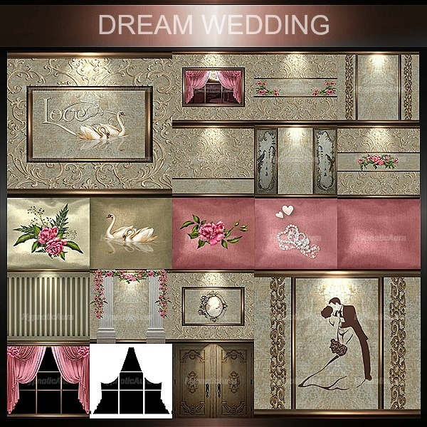 A~DREAM WEDDING-45 TEXTURES
