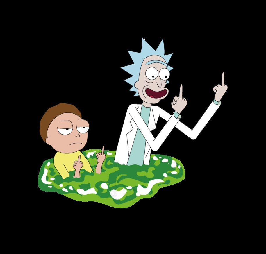 Rick & Morty Beat  Lease