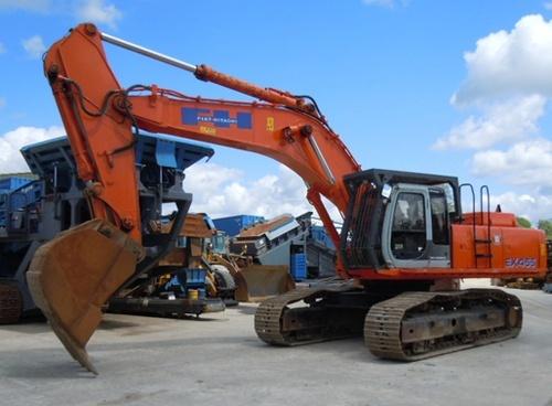 FIAT KOBELCO  EX455 Excavator Service Repair Manual Download