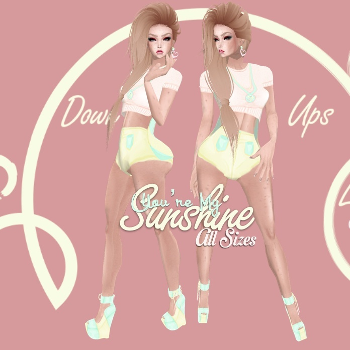Sunshine Bundle Catty Only!!!