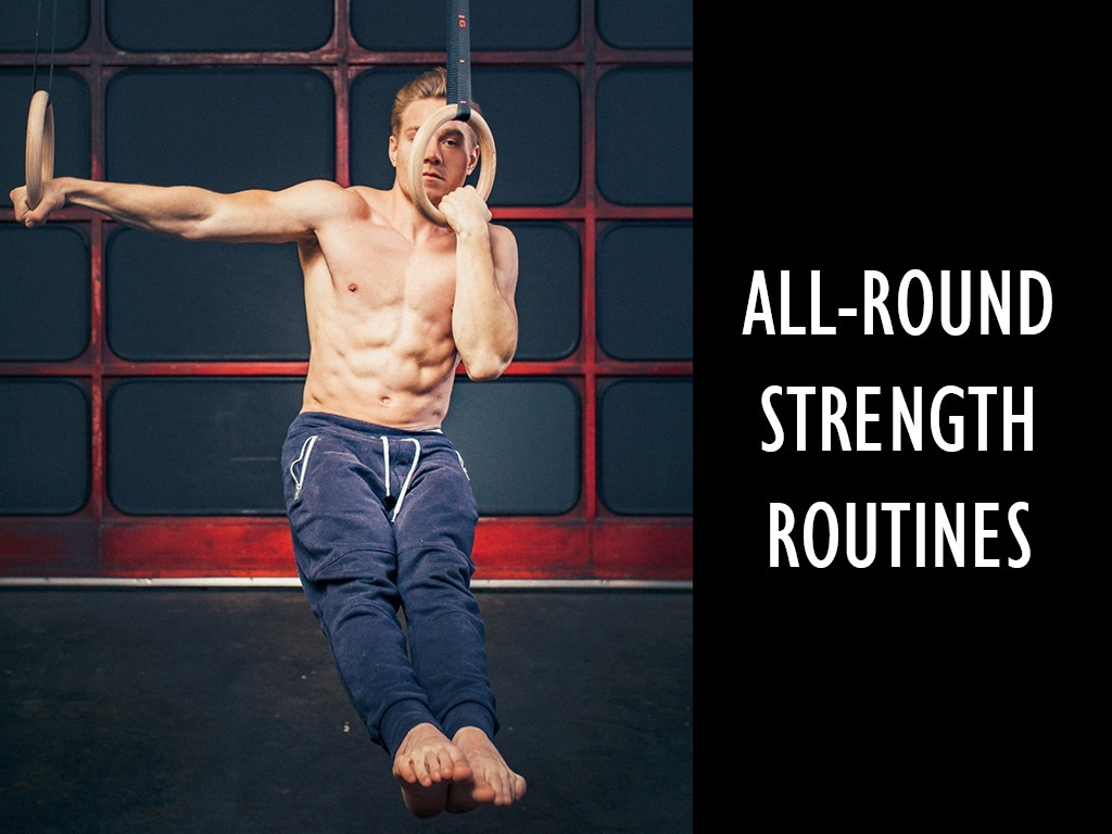 All-round Strength Routines