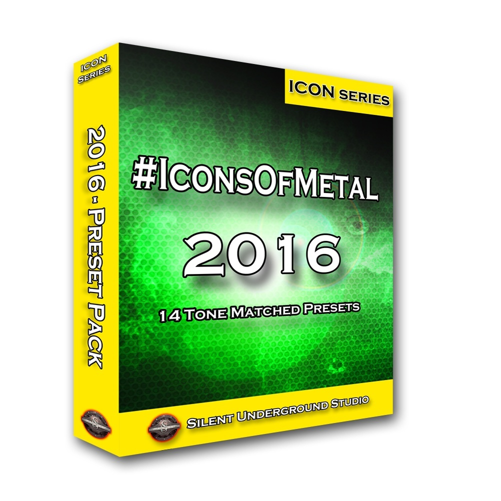 ICONS Of Metal  2016 (FAS)
