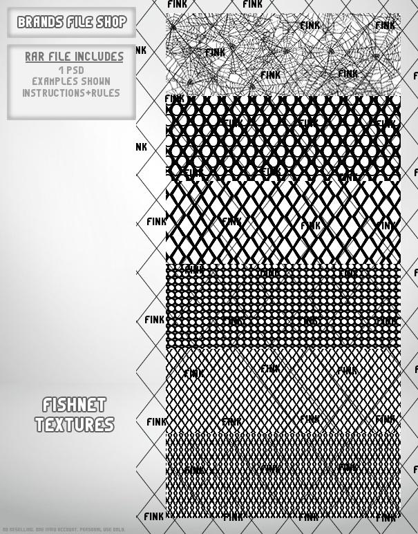Fishnet Textures