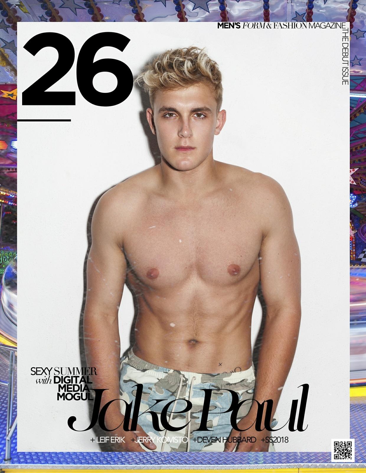 26 Magazine Debut Issue ft. Jake Paul