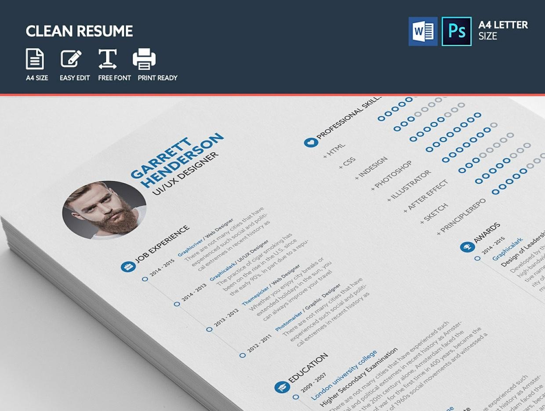 Professionally Resume