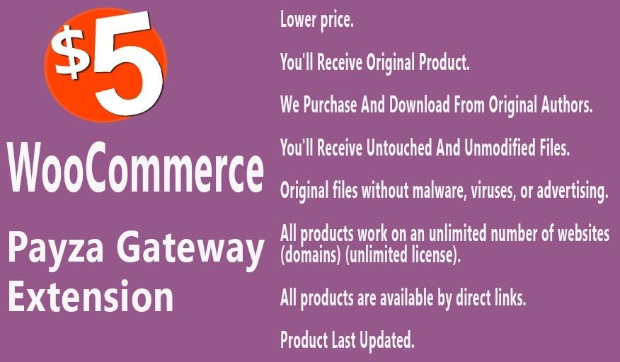 WooCommerce Payza Gateway Extension