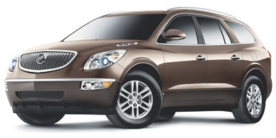 Buick Enclave 2008 to 2012 Factory Service Workshop repair manual