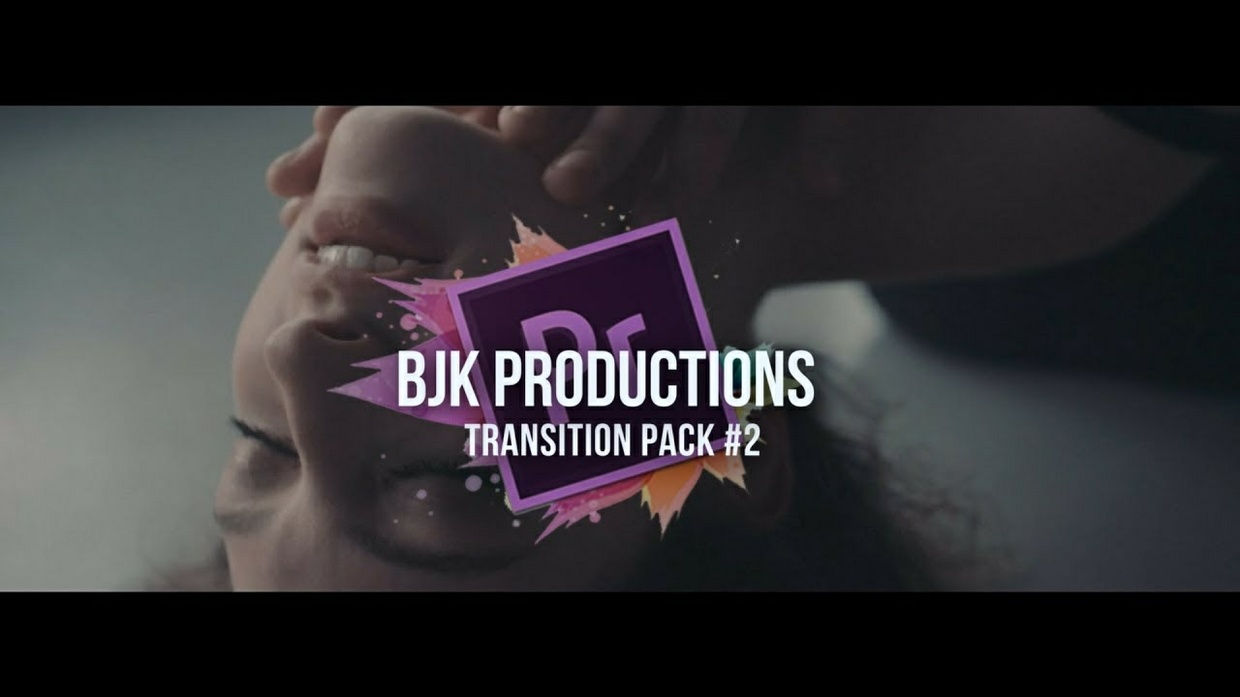(Best Seller) 20 EPIC Adobe Premiere Pro CC Transitions