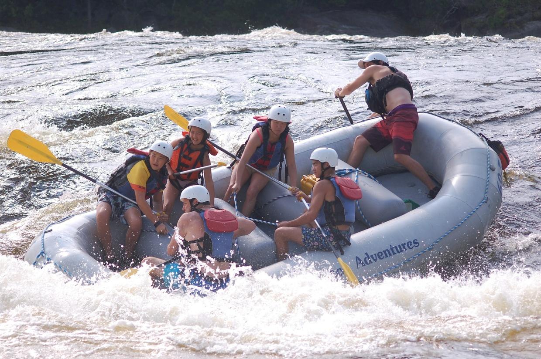 Penobscot Rafting 08/22/2017