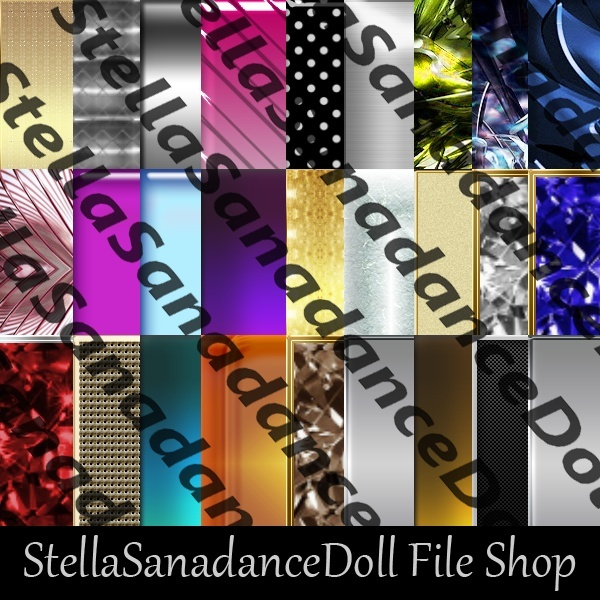 S187 Jewelley Textures, NO RESELL