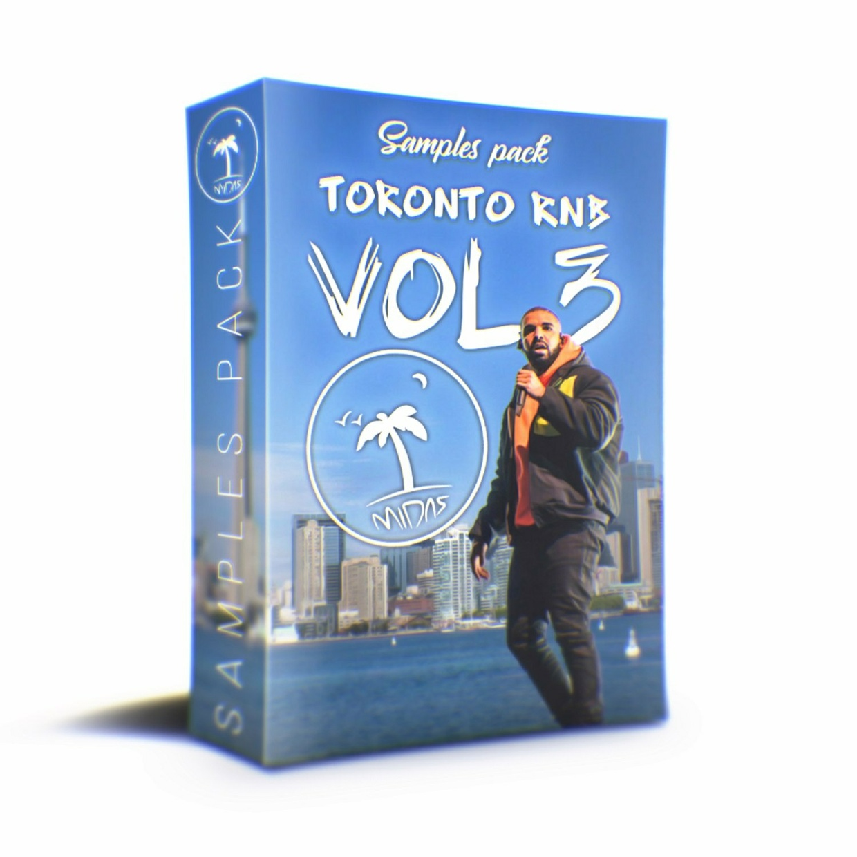 Toronto RNB Samples Pack vol. 3