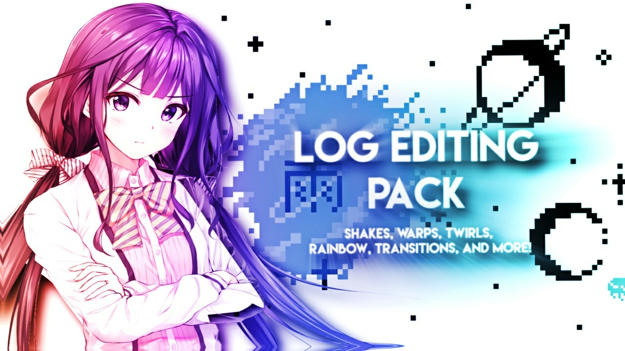 Log Editing Pack