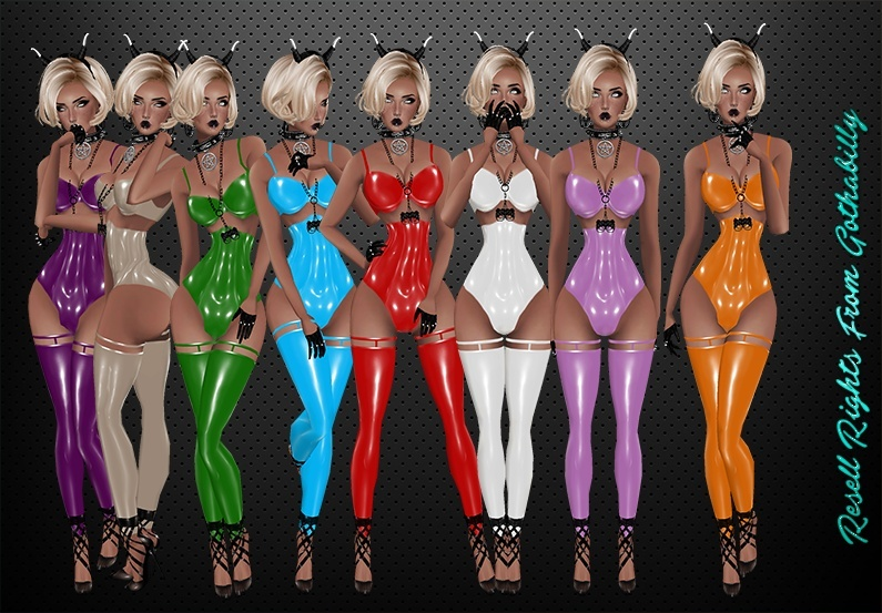 Vanity Bodies Colors Catty Only!!!