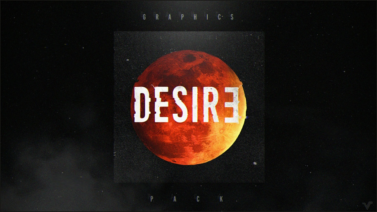 DESIRƎ (DESIRE) Graphics Pack!