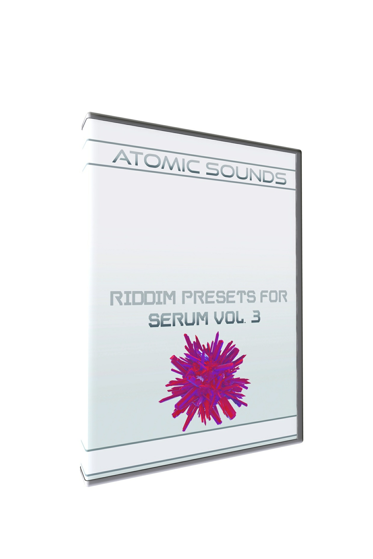 Atomic Sounds - Riddim Presets For Serum Vol. 3