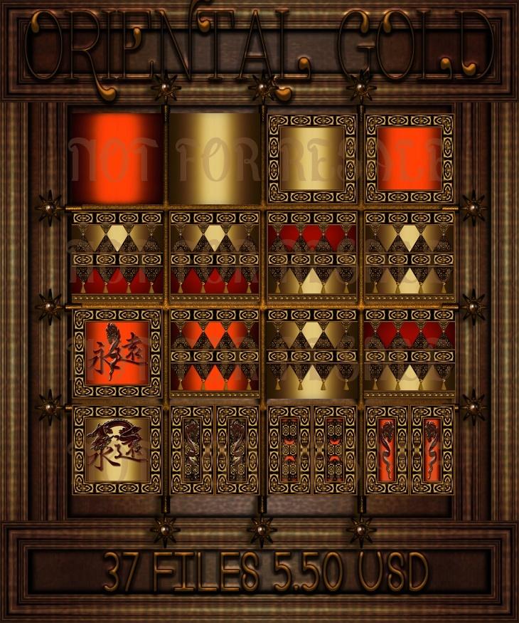 Oriental Gold