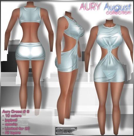 2014 Aury Dress # 6