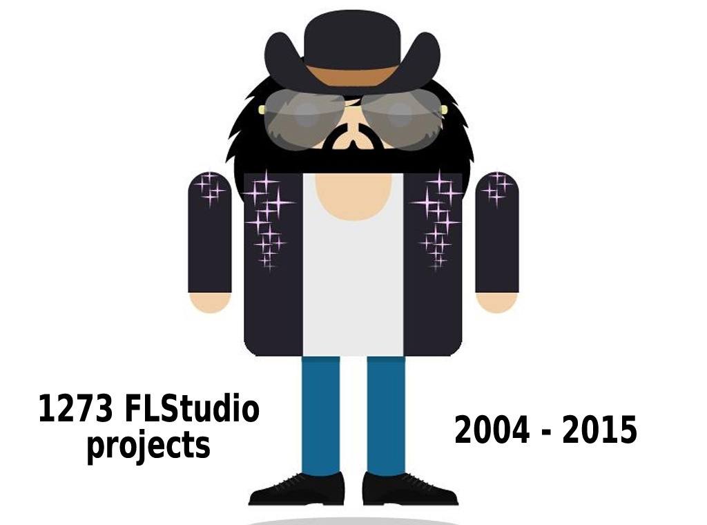 Projects FLStudio Grabule 2004 2015 - 1273 .flp projects