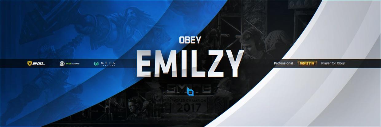 Obey Smite Team Header PSD